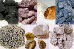 厳選した鉱石を全42種類ブレンド調合